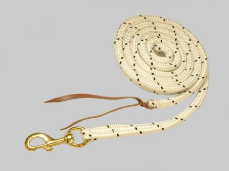 PP Lead double braided -6.50m-