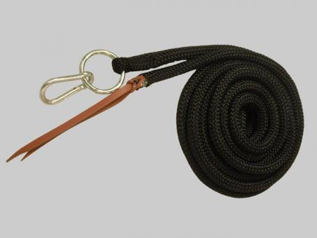 Lead double braided -6.50m-